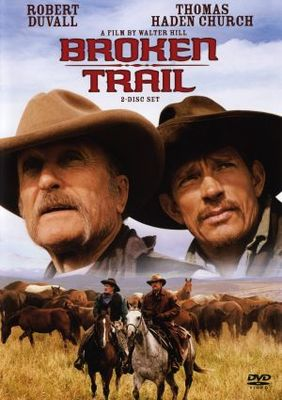 Broken Trail movie poster (2006) poster MOV_c81d9a5b