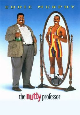 The Nutty Professor movie poster (1996) poster MOV_c82035f1