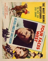 Four Faces West movie poster (1948) picture MOV_c8243ada