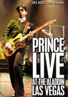 Prince Live at the Aladdin Las Vegas movie poster (2003) picture MOV_c8317a56