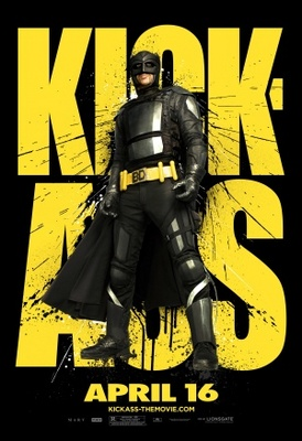 Kick-Ass movie poster (2010) poster MOV_c833819d