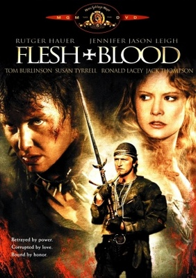 Flesh And Blood movie poster (1985) poster MOV_c837cdb3
