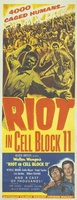 Riot in Cell Block 11 movie poster (1954) picture MOV_b451a2a2