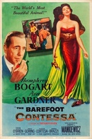 The Barefoot Contessa movie poster (1954) picture MOV_c8478f61