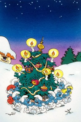Smurfs movie poster (1981) poster MOV_c84b69ee