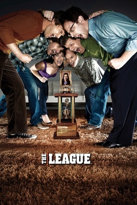 The League movie poster (2009) poster MOV_c84c36bb