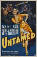 Untamed movie poster (1940) picture MOV_c851a23b