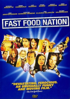 Fast Food Nation movie poster (2006) poster MOV_c85ae607