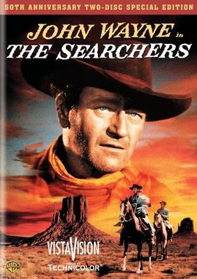 The Searchers movie poster (1956) poster MOV_c85d3120
