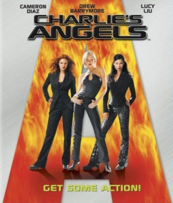 Charlie's Angels movie poster (2000) poster MOV_c85de3e4