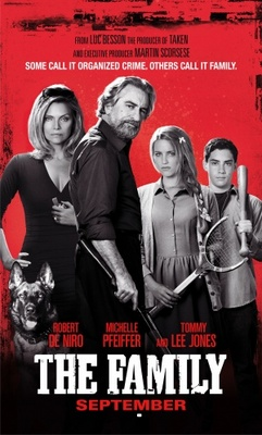 The Family movie poster (2013) poster MOV_c85e1390