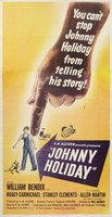 Johnny Holiday movie poster (1949) picture MOV_c8600567