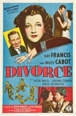 Divorce movie poster (1945) poster MOV_c866f458