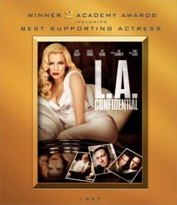 L.A. Confidential movie poster (1997) poster MOV_c86b5ce7
