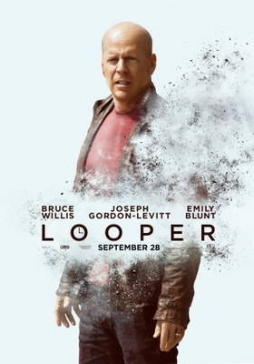 Looper movie poster (2012) poster MOV_c86e46f9