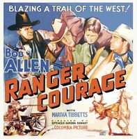 Ranger Courage movie poster (1937) picture MOV_c87413c2