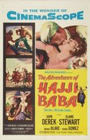 The Adventures of Hajji Baba movie poster (1954) picture MOV_c8763ae4