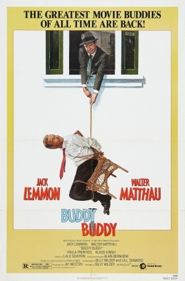 Buddy Buddy movie poster (1981) poster MOV_c87cd62b