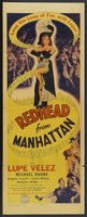 Redhead from Manhattan movie poster (1943) picture MOV_c87d6166