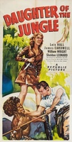 Daughter of the Jungle movie poster (1949) picture MOV_c88363be