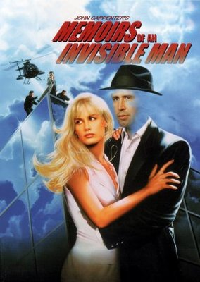 Memoirs of an Invisible Man movie poster (1992) poster MOV_c88626b1