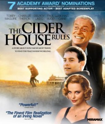 The Cider House Rules movie poster (1999) poster MOV_c8870bee