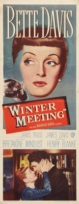 Winter Meeting movie poster (1948) poster MOV_c8909bba