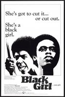 Black Girl movie poster (1972) picture MOV_c89474e7