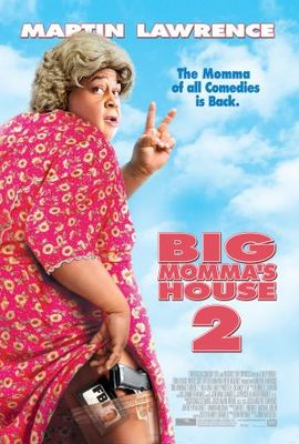 Big Momma's House 2 movie poster (2006) poster MOV_c896153d