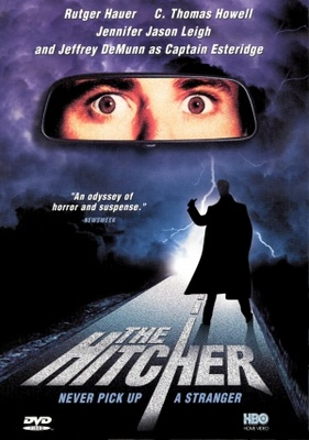 The Hitcher movie poster (1986) poster MOV_c898eeaf