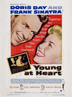 Young at Heart movie poster (1954) poster MOV_c89a372f