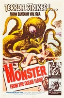 Monster from the Ocean Floor movie poster (1954) picture MOV_c89ca121