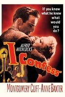 I Confess movie poster (1953) picture MOV_c8a02732