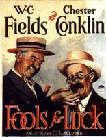 Fools for Luck movie poster (1928) picture MOV_c8a11633