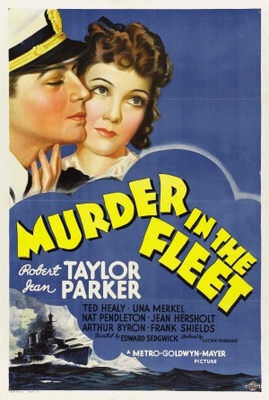 Murder in the Fleet movie poster (1935) poster MOV_c8a43270