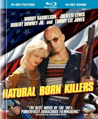 Natural Born Killers movie poster (1994) poster MOV_c8b1eee3