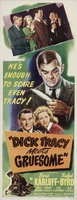 Dick Tracy Meets Gruesome movie poster (1947) picture MOV_c8b3cf6c