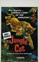 Jungle Cat movie poster (1959) picture MOV_c8bb3327