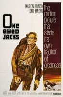 One-Eyed Jacks movie poster (1961) picture MOV_c8c27b51