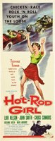 Hot Rod Girl movie poster (1956) picture MOV_c8c4d0f7