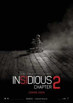 Insidious: Chapter 2 movie poster (2013) poster MOV_c8c53a0f
