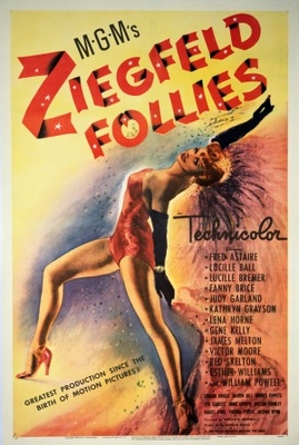 Ziegfeld Follies movie poster (1946) poster MOV_c8cf1f59