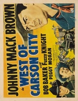 West of Carson City movie poster (1940) picture MOV_c8d04b04