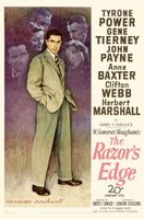 The Razor's Edge movie poster (1946) picture MOV_c8d31d32