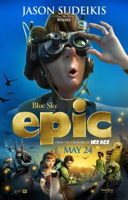 Epic movie poster (2013) poster MOV_c8d4ad36