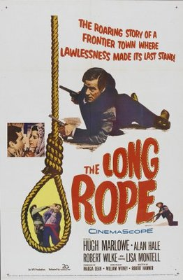 The Long Rope movie poster (1961) poster MOV_c8d9bc9b
