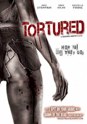 Deranged movie poster (2009) poster MOV_c8d9e4bd