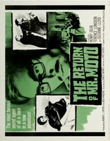 The Return of Mr. Moto movie poster (1965) picture MOV_c8db727f