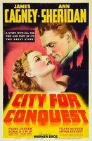 City for Conquest movie poster (1940) picture MOV_c8de9866