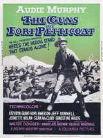 The Guns of Fort Petticoat movie poster (1957) picture MOV_e7498194